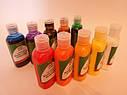 Base color transporent solvent series (набор 10 х 30 ml) 3721/30, фото 4