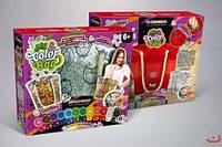 Набор креативного творчества danko toys cОВ-01-02 my color bag сумка раскраска