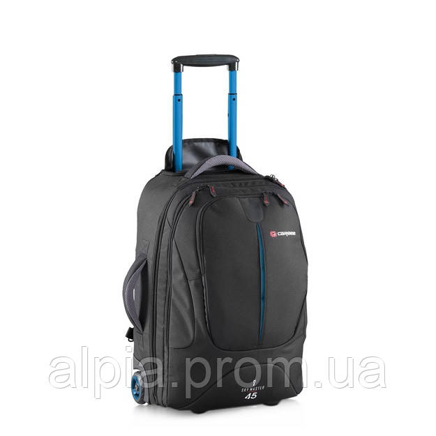 Сумка-рюкзак дорожная Caribee Sky Master 45 Black