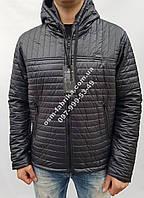 Модная мужская куртка черного цвета хит продаж