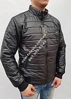 Стильная мужская куртка черного цвета от производителя
