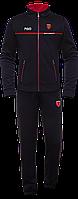 Мужской спортивный костюм стильный размеры с 48 оп 54