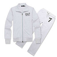 Спортивный костюм Armani, белый костюм, R2999
