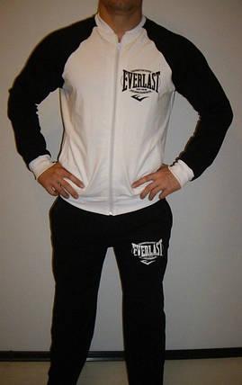 d9e6bdd5 Спортивный костюм Everlast, белый с черным, R3034: продажа, цена в ...