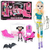 Игровой набор мебель для кукол«Monster High»66536