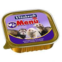 Консервированный корм Vitakraft Menu для хорьков, 100 г