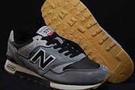New Balance 577 мужские кроссовки Англия кожа