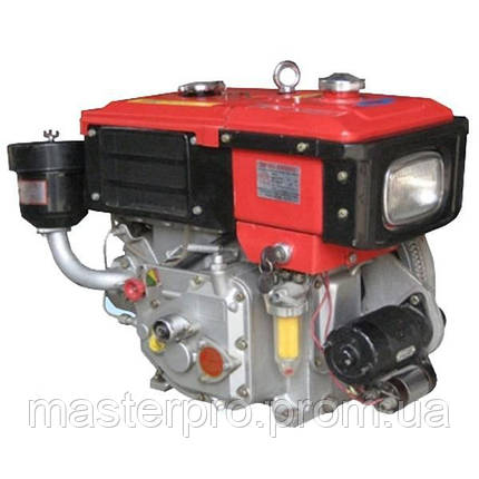 Двигун дизельний Bulat R180NE, фото 2
