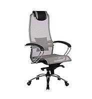 Кресло Samurai S1 grey