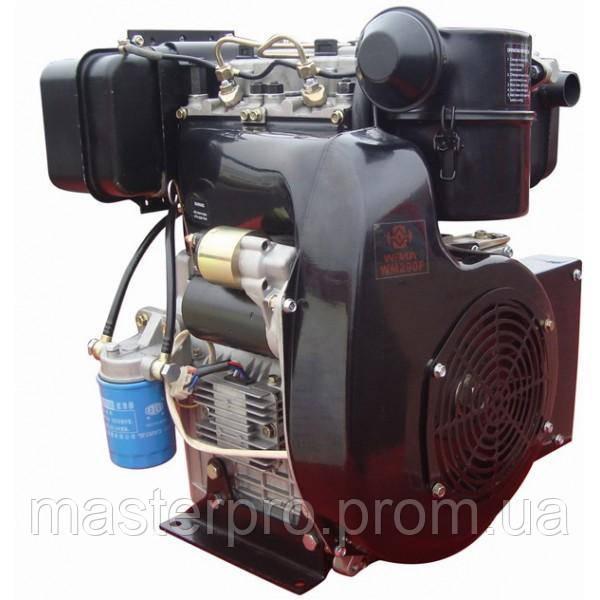 Двигун дизельний Weima WM290FE 2х-циліндровий