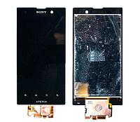 Оригинальный дисплей (модуль) + тачскрин (сенсор) для Sony Xperia Ion LT28 | LT28at | LT28h | LT28i