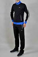 Спортивный костюм Nike черный с иними вставками, R3210