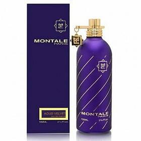 Элитная парфюмерия Montale Paris Aoud Velvet 100 ml (монталь)