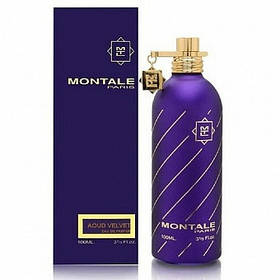 Элитная парфюмерия Montale Paris Aoud Velvet 100 ml (монталь) реплика