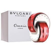 Женская парфюмерия тестер Bvlgari Omnia Coral 65 ml