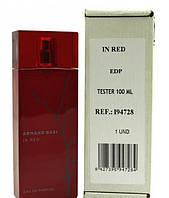 Женская парфюмерия тестер Armand Basi In Red Parfum 100 ml