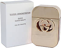 Женские тестеры духов Gucci Guilty 75 ml