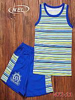 Детский комплект шорты и майка