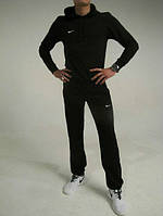 Спортивный костюм Nike черный кенгуру, R3424