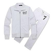 Спортивный костюм Armani, белый костюм, с2999