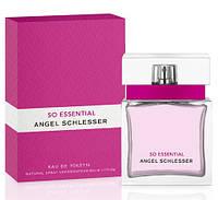 Женская парфюмерия Angel Schlesser So Essential 100 ml