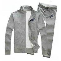 Спортивный костюм Nike серый, хлопковый, с3061