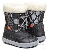 Зимние сапоги для детей Demar Furry 28-29р - 19см.