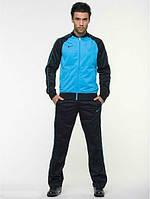 Зимний спортивный костюм , костюм на флисе Nike бирюзовый с черным, с3104