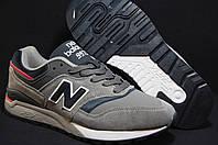Кожаные мужские кроссовки New Balance 997