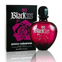 Женская парфюмерия Paco Rabanne Black Xs 80 ml