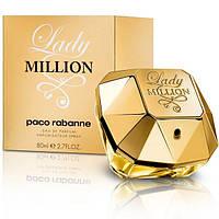 Женская парфюмерия Paco Rabanne Lady Milion 80 ml