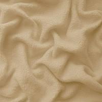 Флис, флисовая ткань - цвет бежевый