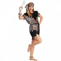 Взрослый карнавальный костюм Первобытная Женщина