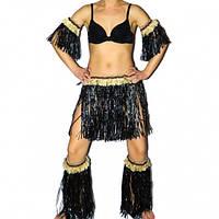 Взрослый карнавальный костюм Туземки