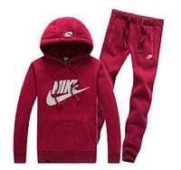 Спортивный костюм Nike красный кенгуру, с3179
