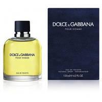 Мужская парфюмерия Dolce Gabbana Pour Homme 125 ml