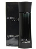 Мужская парфюмерия Giorgio Armani Black Code  реплика