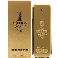Мужская парфюмерия Paco Rabanne Milion 100 ml реплика