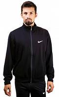 Зимний спортивный костюм , костюм на флисе Nike, черный, с3237