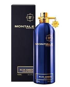 Элитная парфюмерия Montale Paris Blue Amber 100 ml (Монталь) реплика
