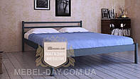 """Кровать с металлическим каркасом """"Флай 1"""""""