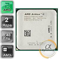 Процессор AMD Athlon II X2 270 B28 (2×3.40GHz/2Mb/AM3) БУ