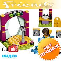 Конструктор BELA Friends 10605 Музыкальный дуэт Андреа (Аналог LEGO Friends 41309) 87 дет