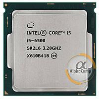 Процессор Intel Core i5 6500 (4×3.20GHz/6Mb/s1151) б/у