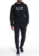 Спортивный костюм Armani, черный, с3288