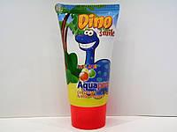 Зубная паста для детей Dino smile 60г.
