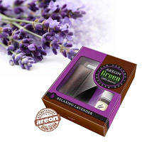 Ароматизатор для дома и автомобиля Areon Green Energizing Lavender (Лаванда)