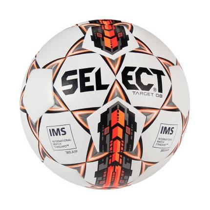 Футбольный мяч SELECT Target DB, фото 2