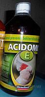 Acidomid E - предотвращение бактерий, грибков и кокцидий
