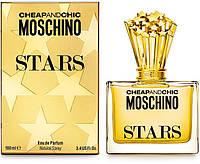 Женская парфюмерия Cheap And Chic Moschino Stars 100ml